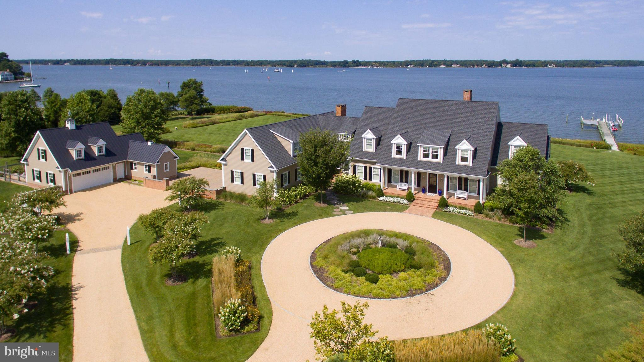 5385 MORGANS POINT DRIVE, OXFORD, MD 21654