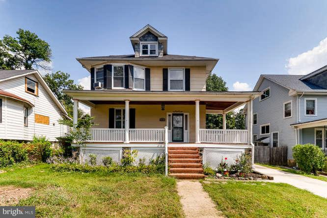 2705 ALLENDALE ROAD, BALTIMORE, MD 21216