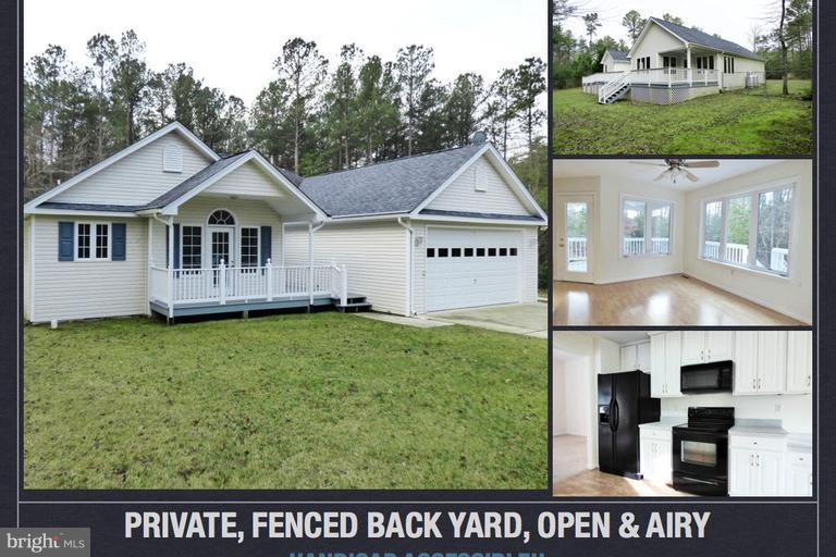 45923 BURNS DRIVE, VALLEY LEE, MD 20692