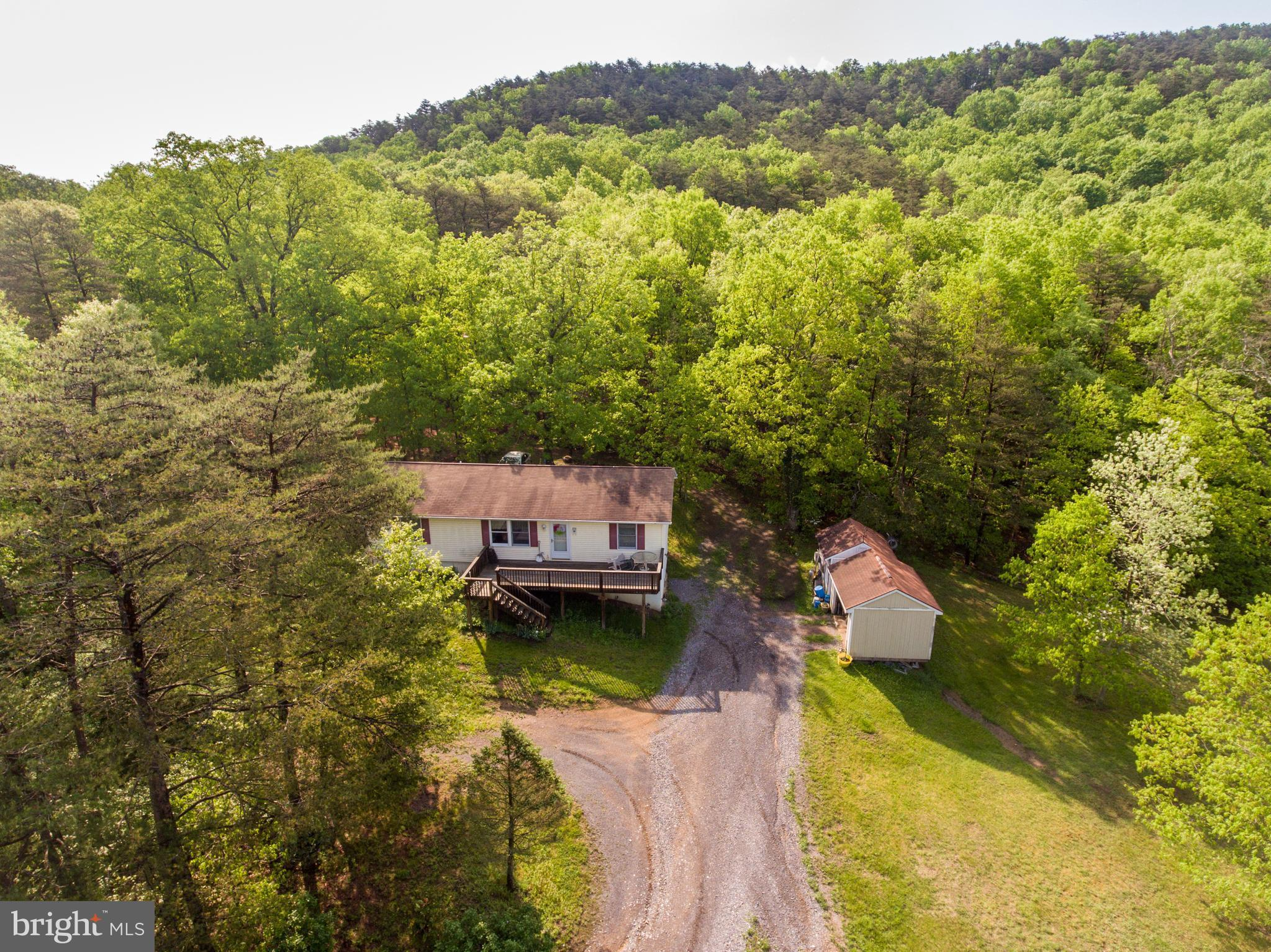409 LLOYD MT ROAD, GREEN SPRING, WV 26722