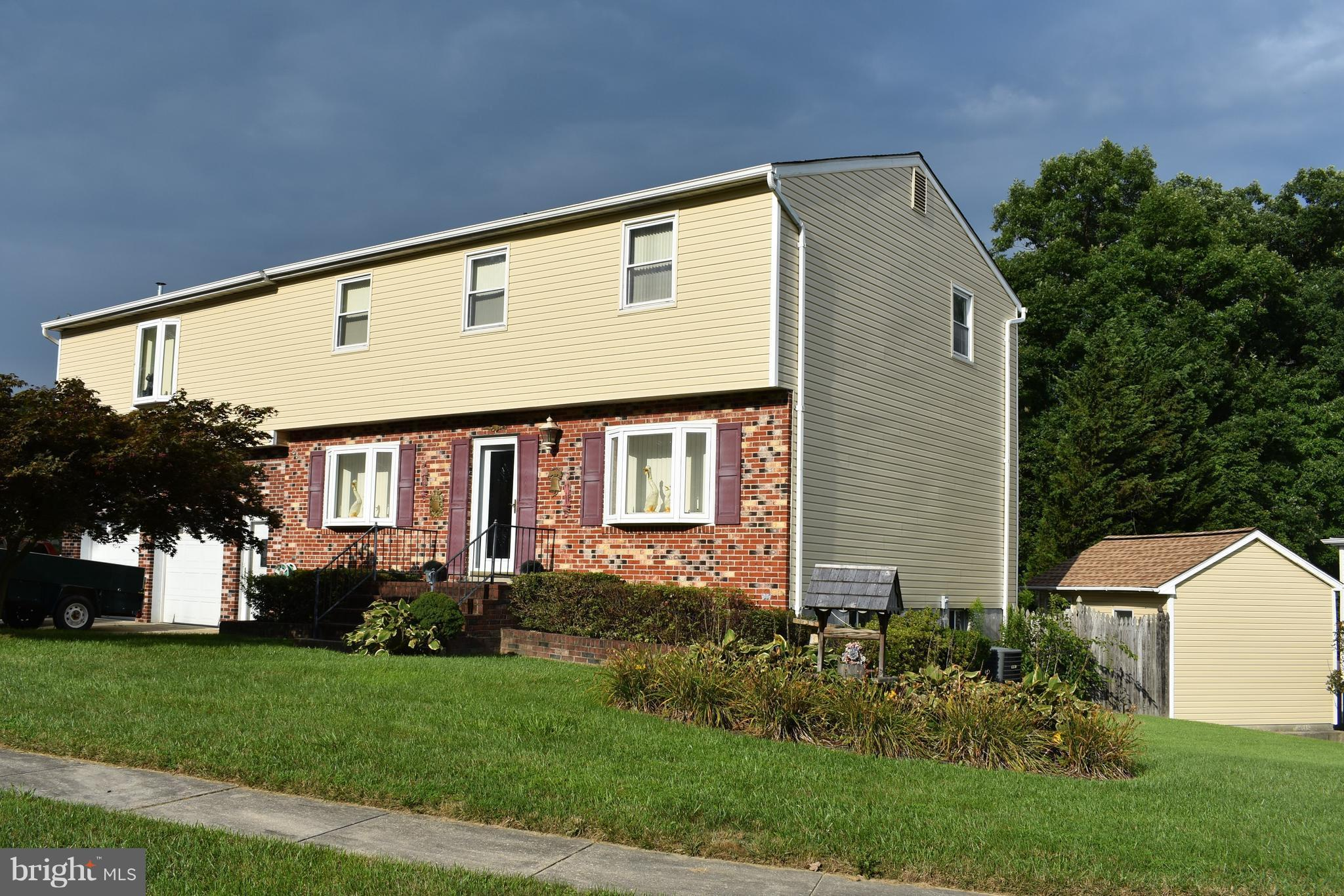 8601 HICKORY THICKET PLACE, BALTIMORE, MD 21236