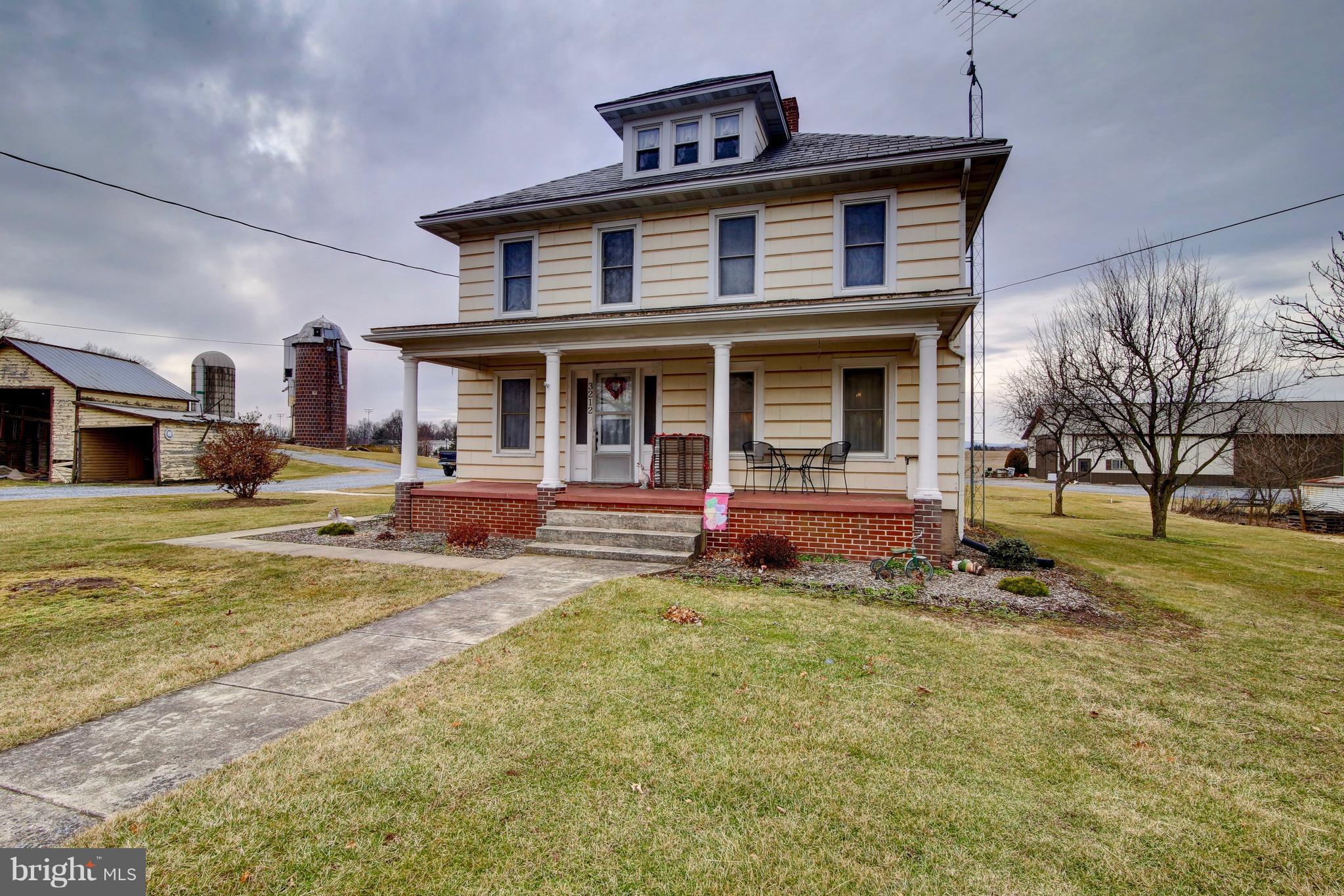 3212 HARNEY ROAD, TANEYTOWN, MD 21787