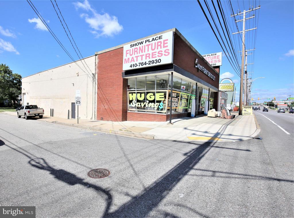 6316 REISTERSTOWN ROAD, BALTIMORE, MD 21215