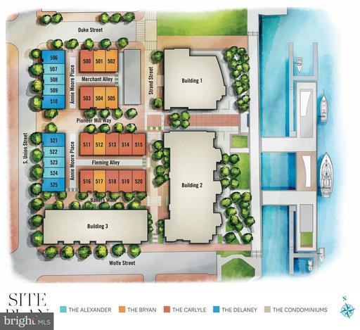 7 Pioneer Mill Way #residence 2-506 Alexandria VA 22314