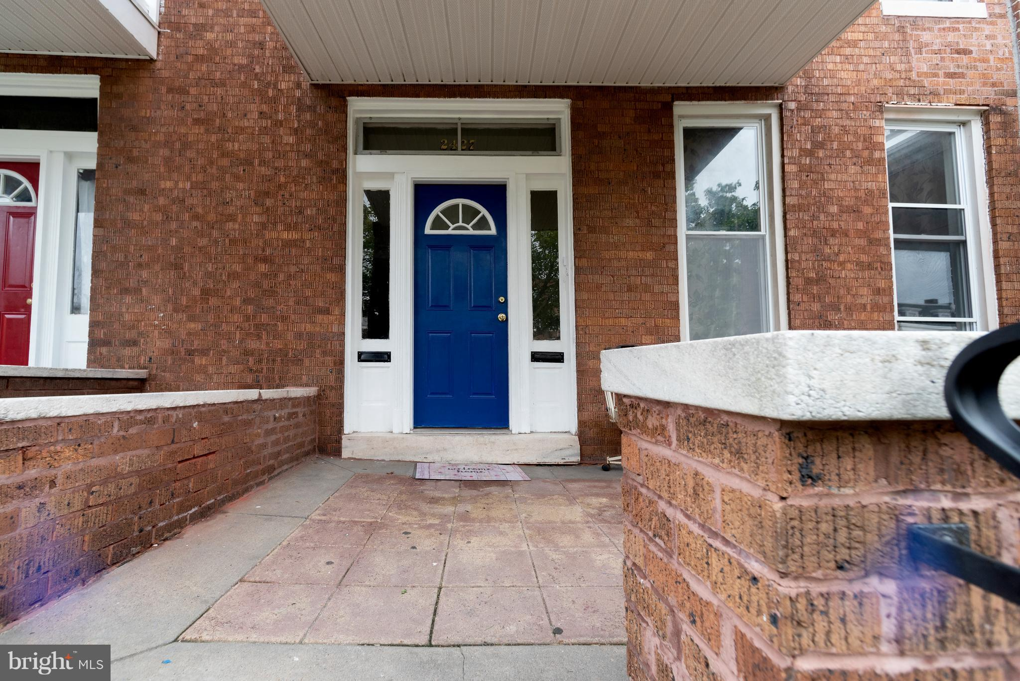2427 LINDEN AVENUE, Baltimore, MD 21217