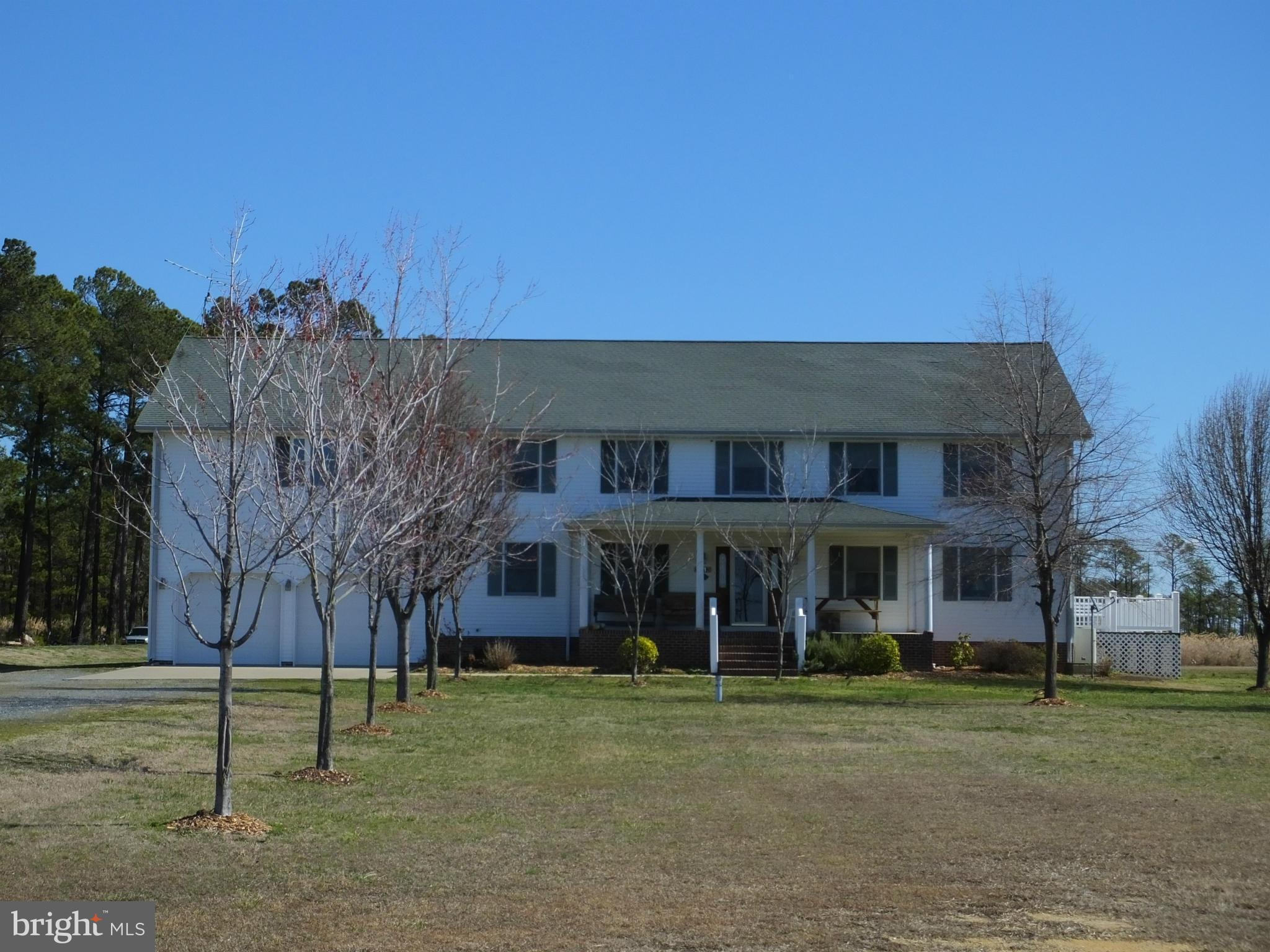 2613 HOOPERS ISLAND ROAD, FISHING CREEK, MD 21634