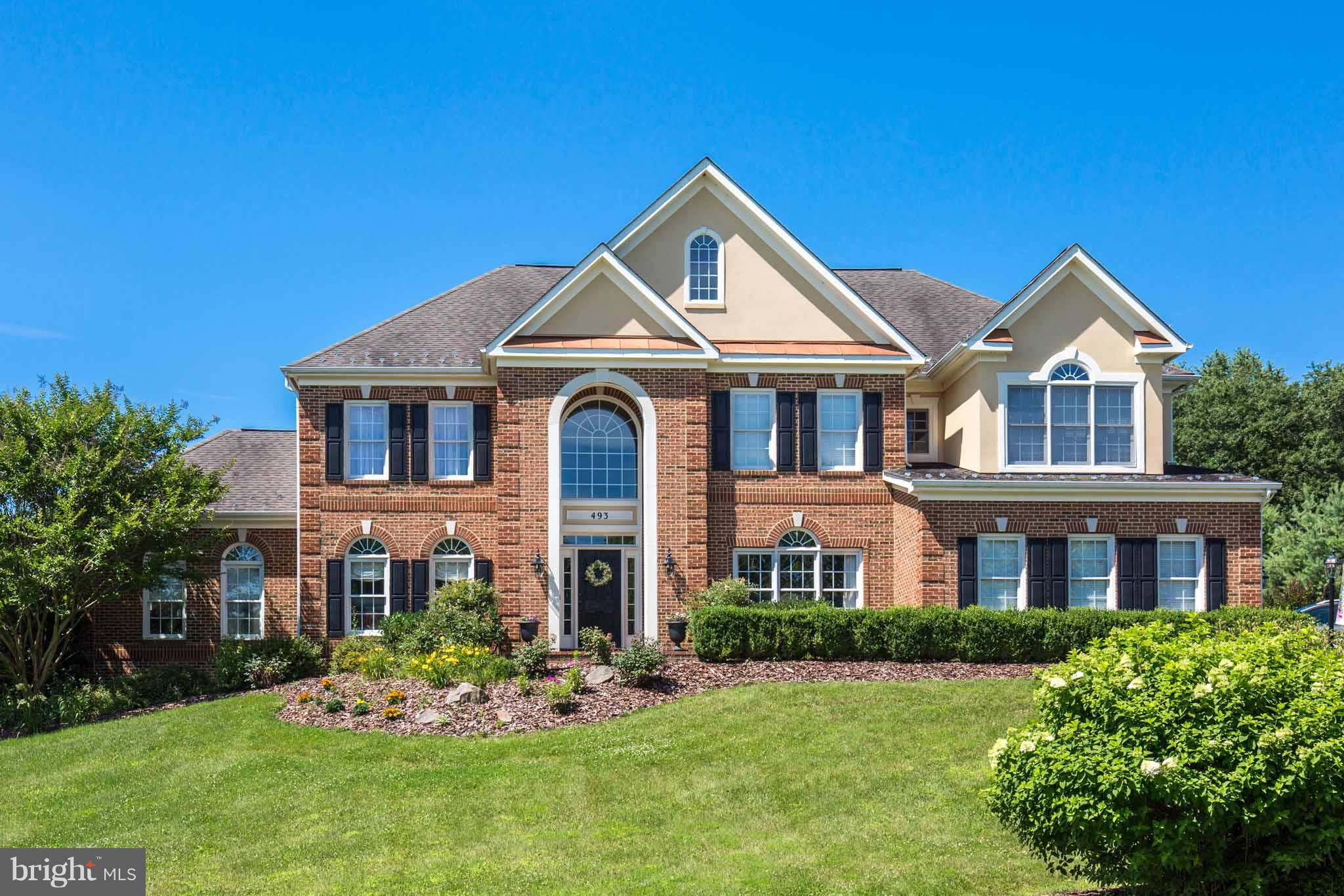 493 PINEY VIEW COURT, SYKESVILLE, MD 21784