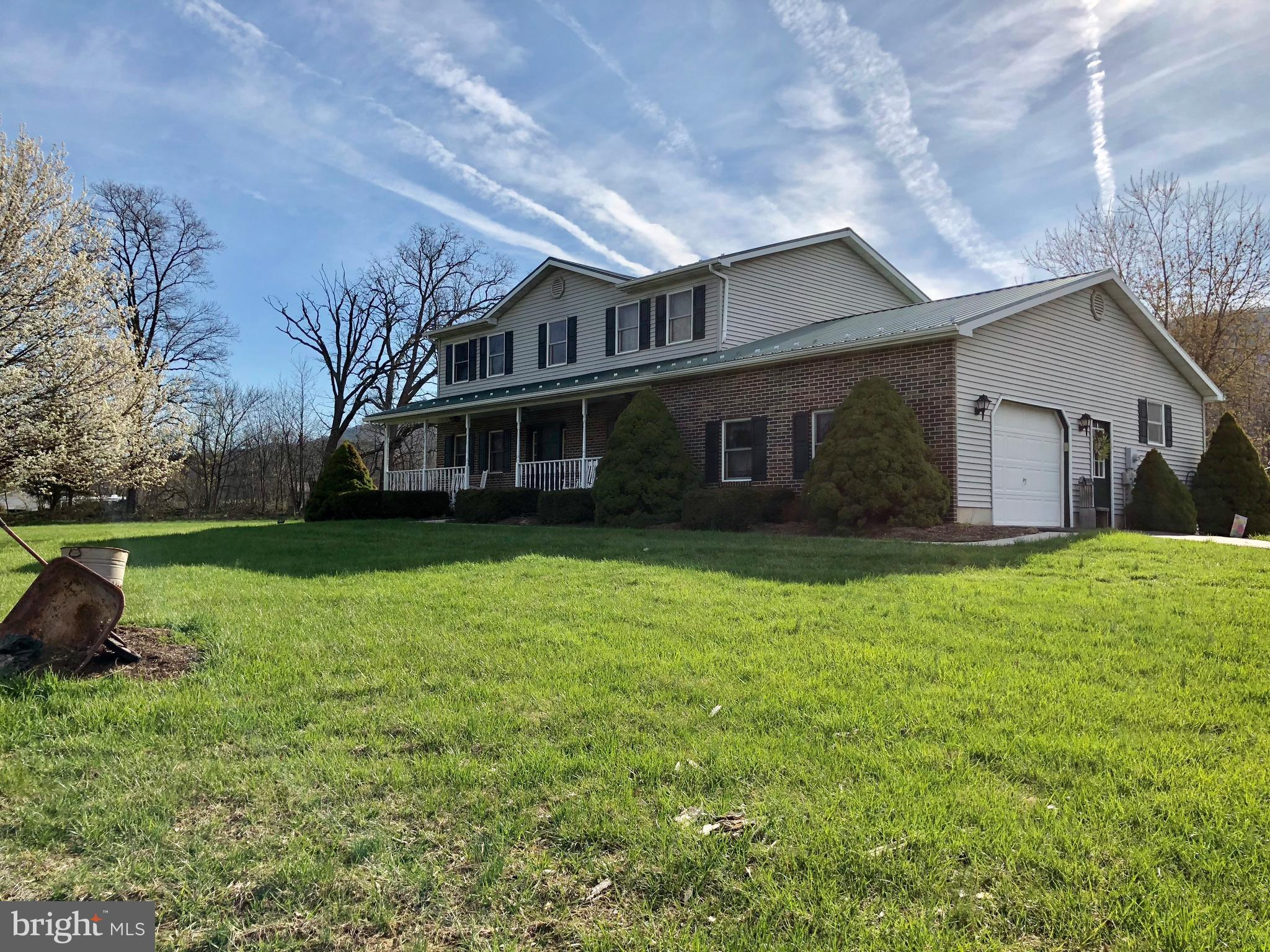 22460 GREAT COVE ROAD, MC CONNELLSBURG, PA 17233