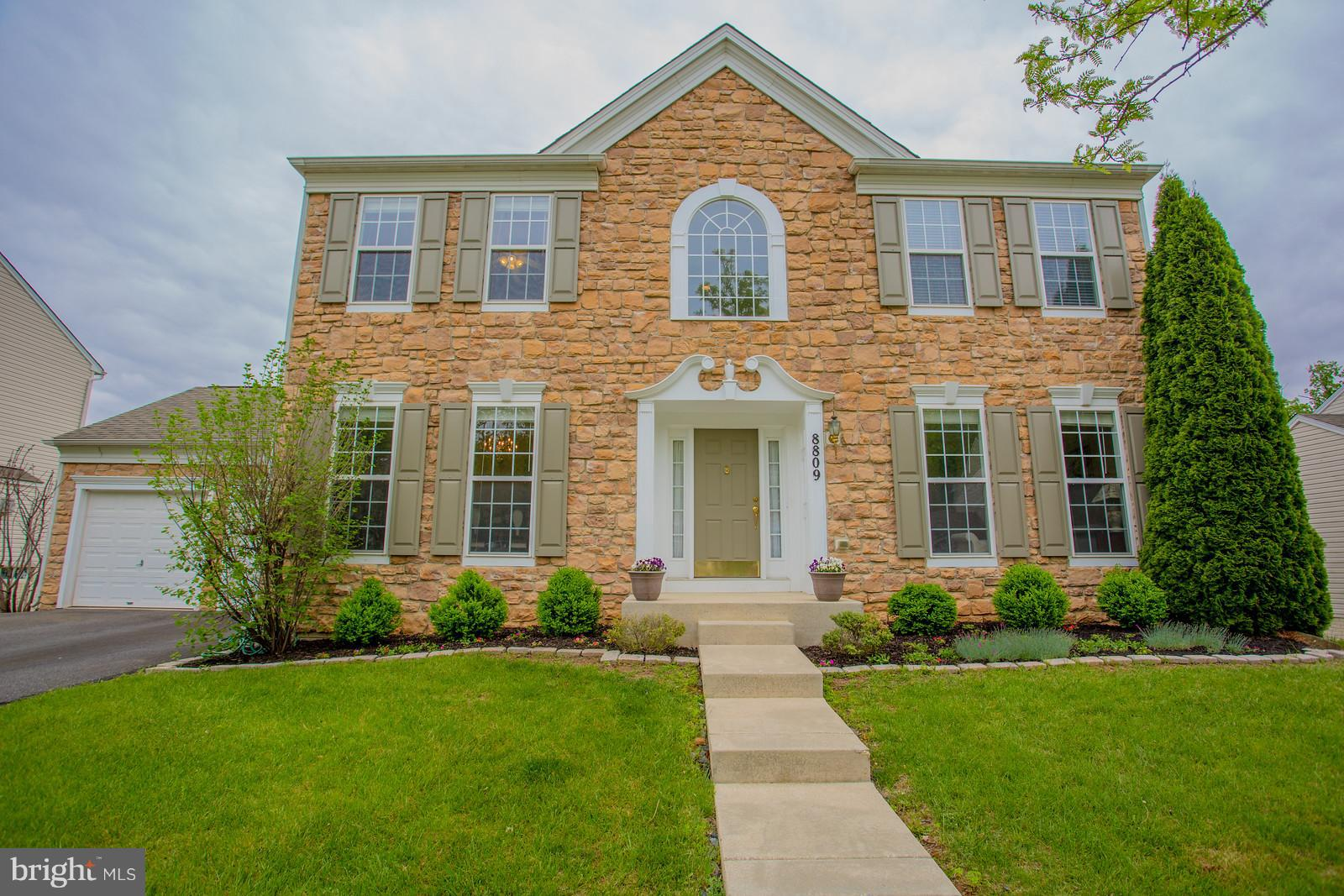 8809 BAILEYS COURT, PERRY HALL, MD 21128