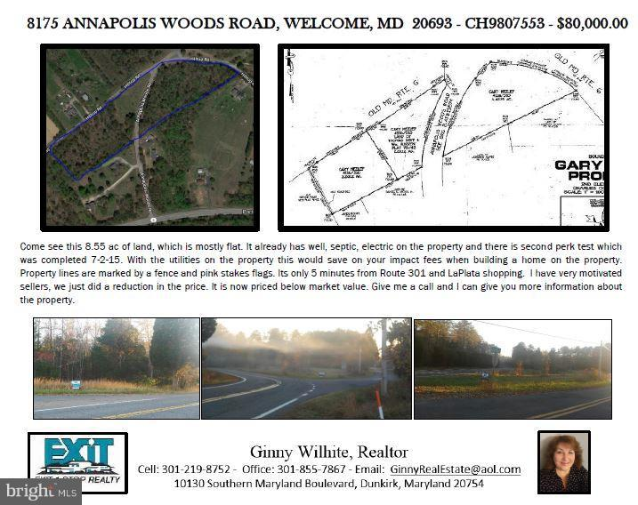 8175 ANNAPOLIS WOODS ROAD, WELCOME, MD 20693