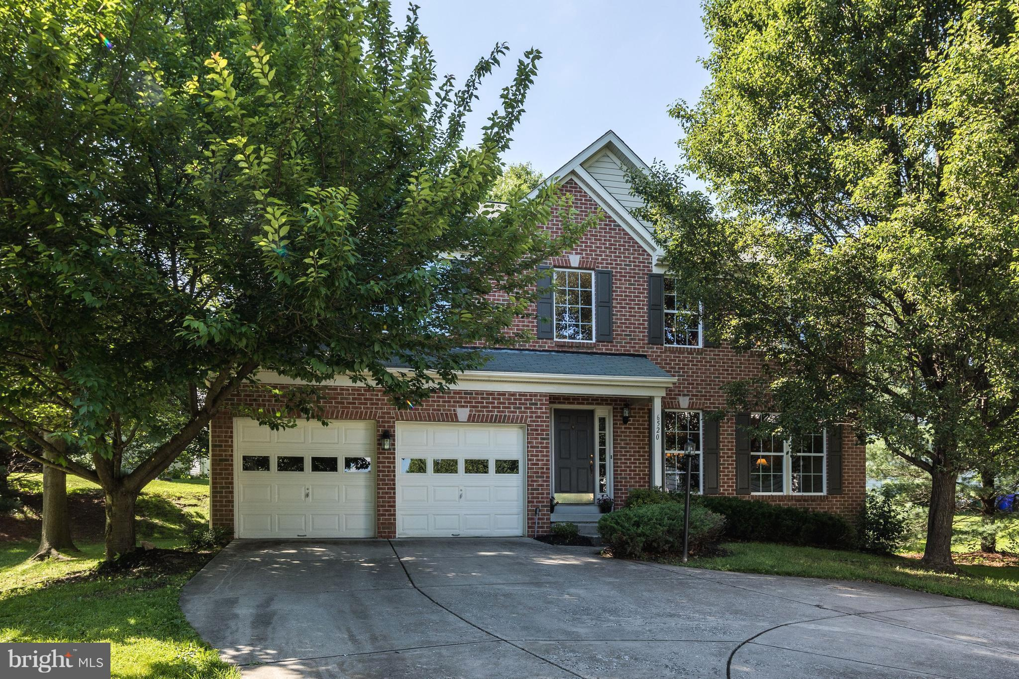 6520 HAZEL THICKET DRIVE, COLUMBIA, MD 21044