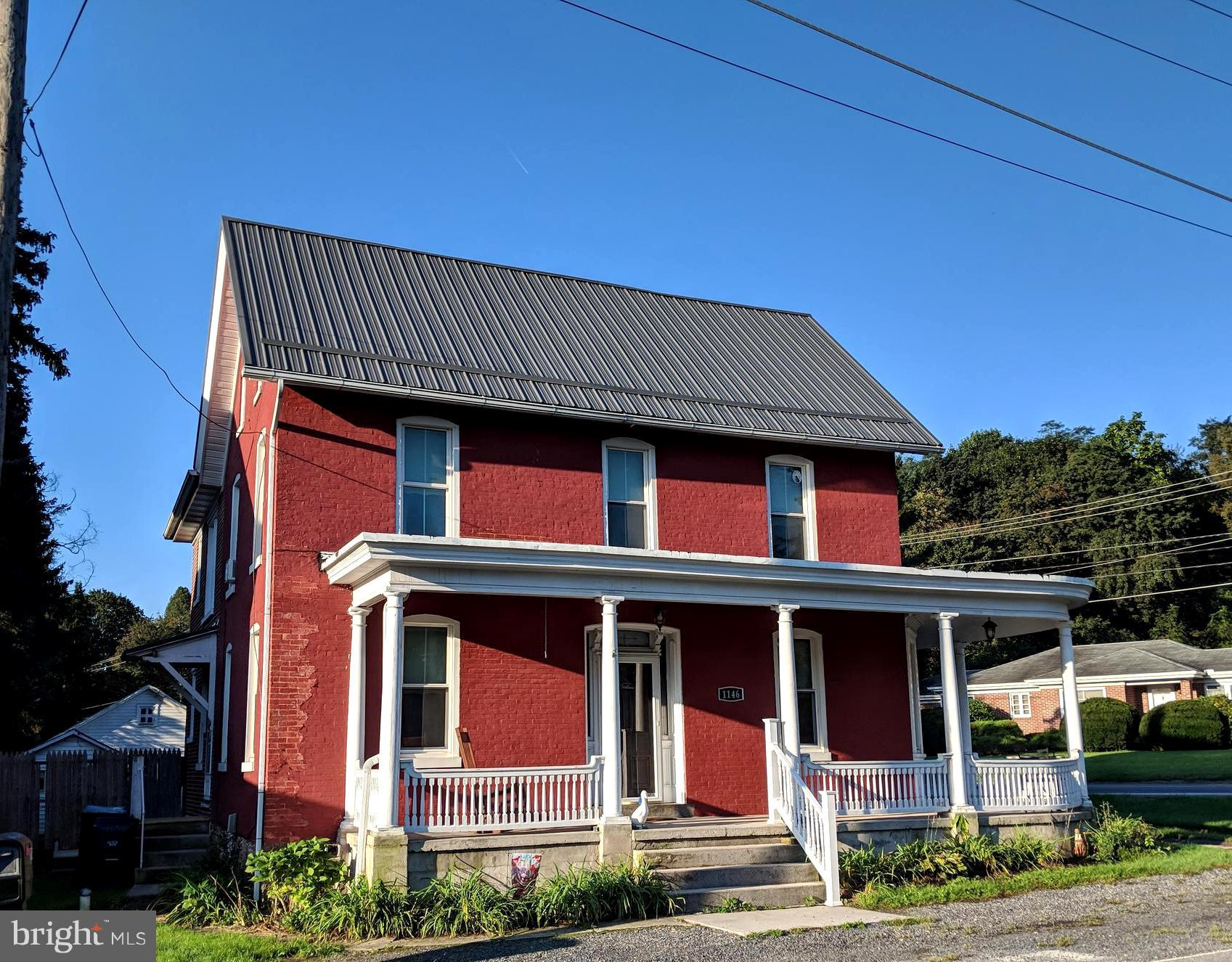 1146 OLD ROUTE 30, ORRTANNA, PA 17353
