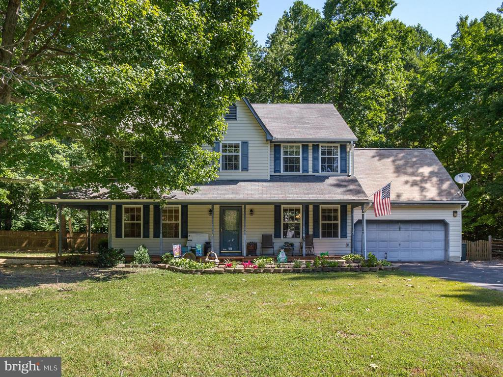 6010 HILLSIDE ROAD  , SAINT LEONARD MD 20685