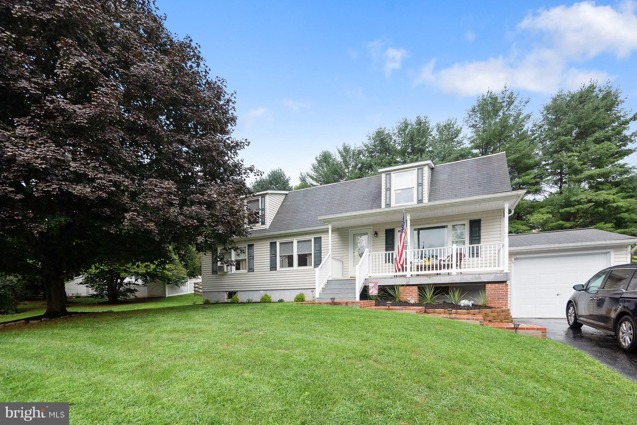 2716 COON CLUB ROAD, WESTMINSTER, MD 21157