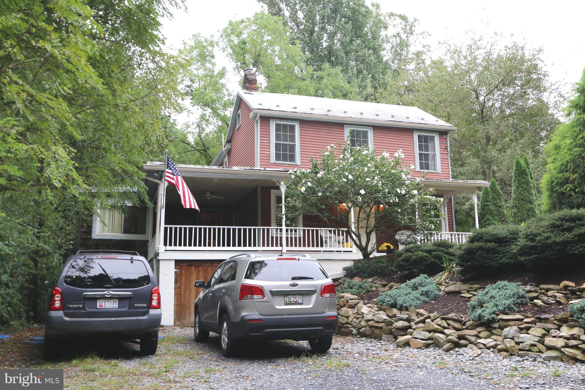 3861 MOUNTAIN ROAD, KNOXVILLE, MD 21758