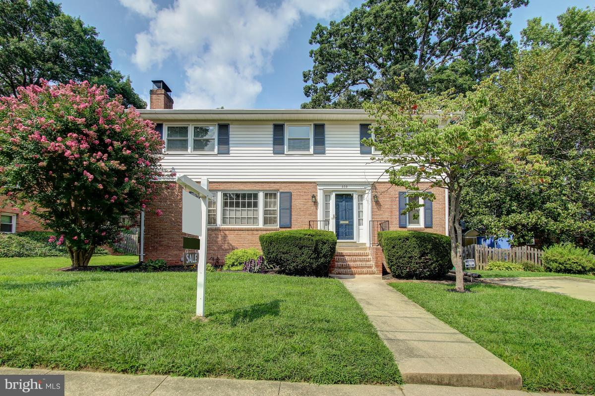 509 COMPTON AVENUE, LAUREL, MD 20707