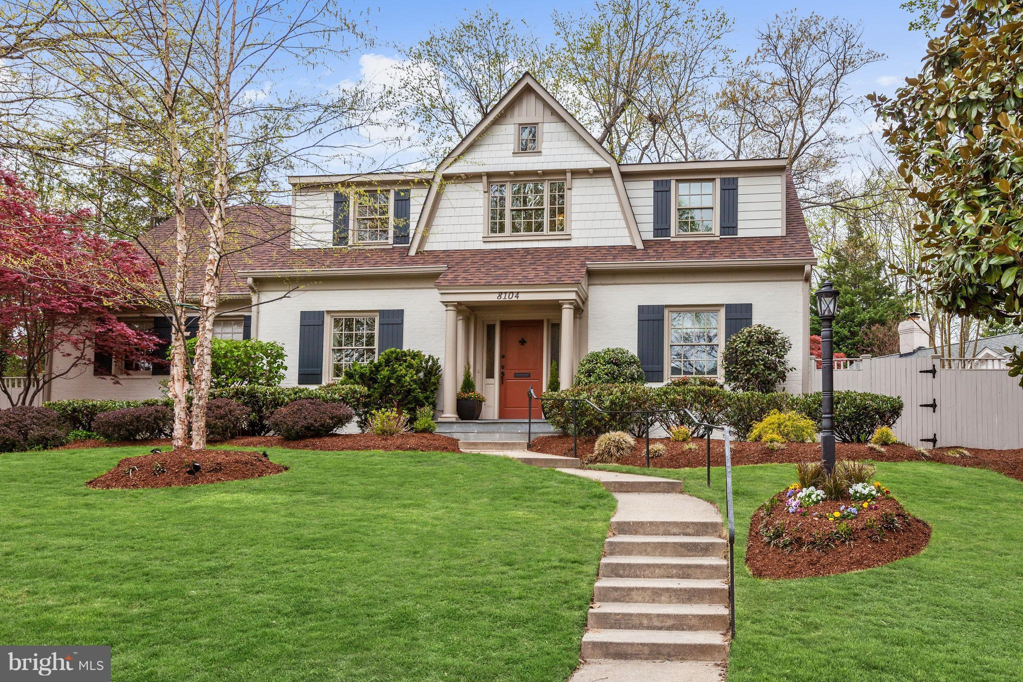 8104 KERRY LANE, Chevy Chase, MD 20815