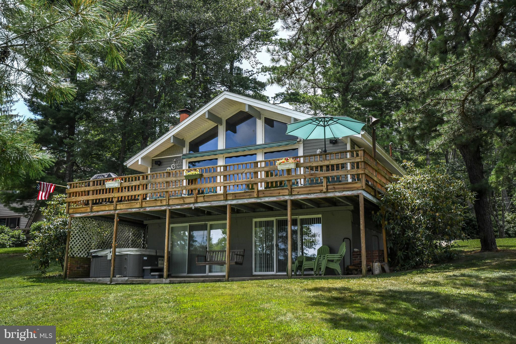 746 PINE TREE POINT ROAD, SWANTON, MD 21561