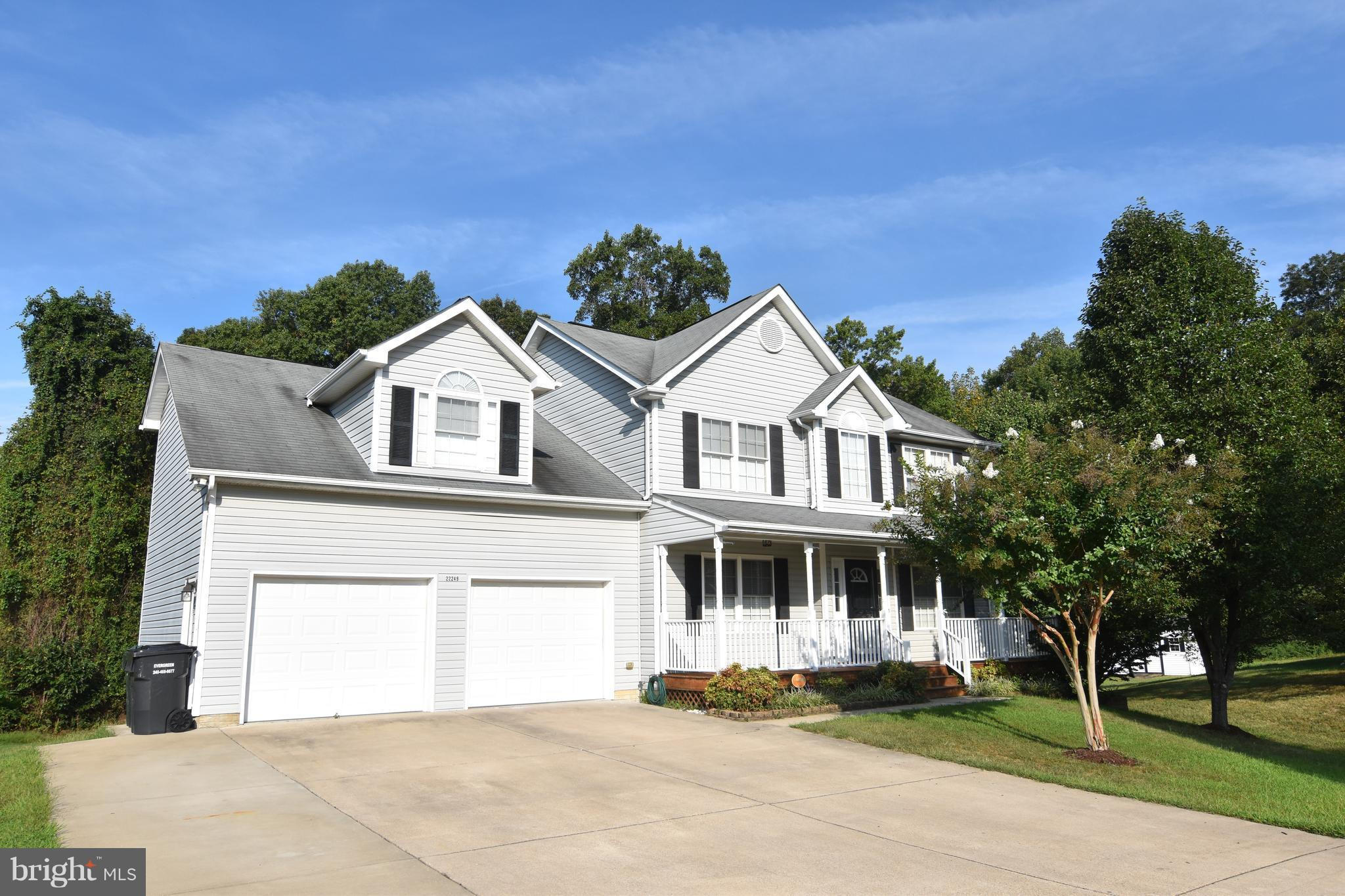 22249 COSMOS LANE, GREAT MILLS, MD 20634