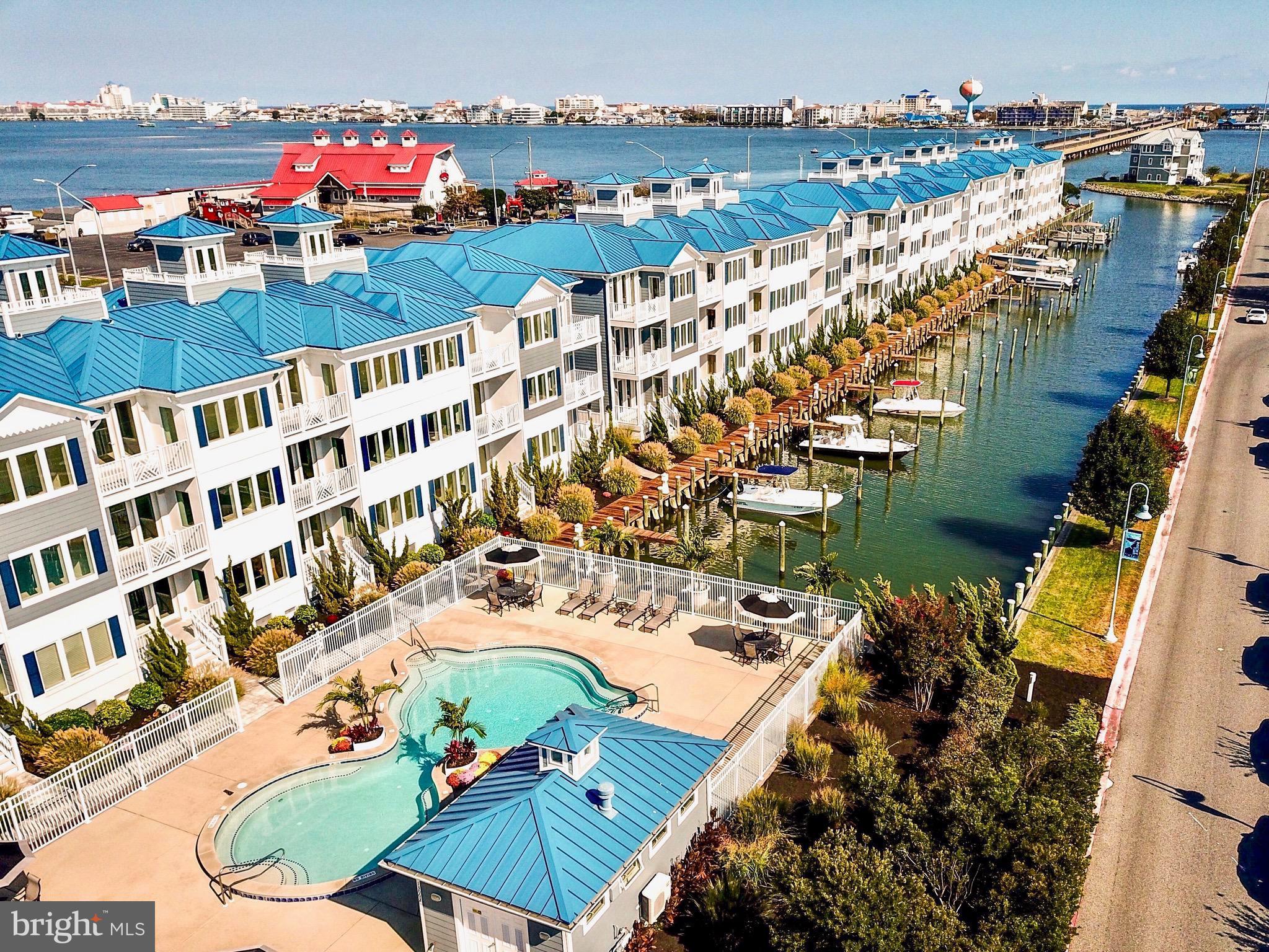 13000 MARINA VIEW Ln #4, Ocean City, MD, 21842