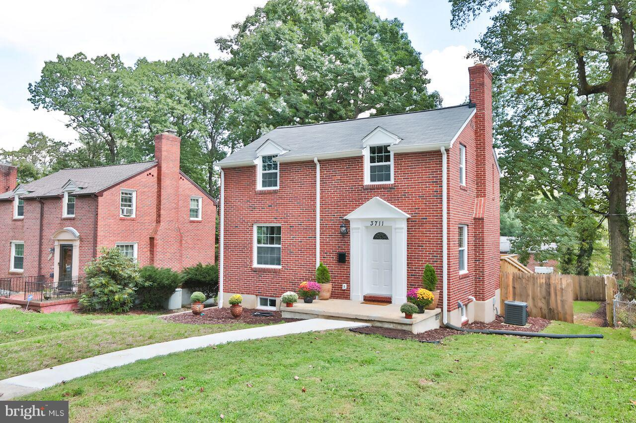 3711 OAK AVENUE, GWYNN OAK, MD 21207