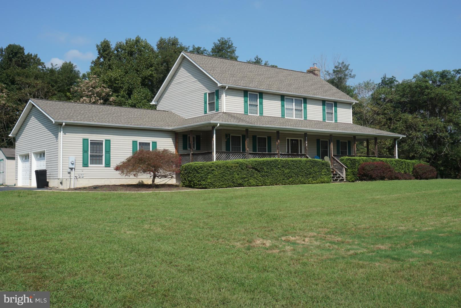 8790 POORHOUSE ROAD, PORT TOBACCO, MD 20677