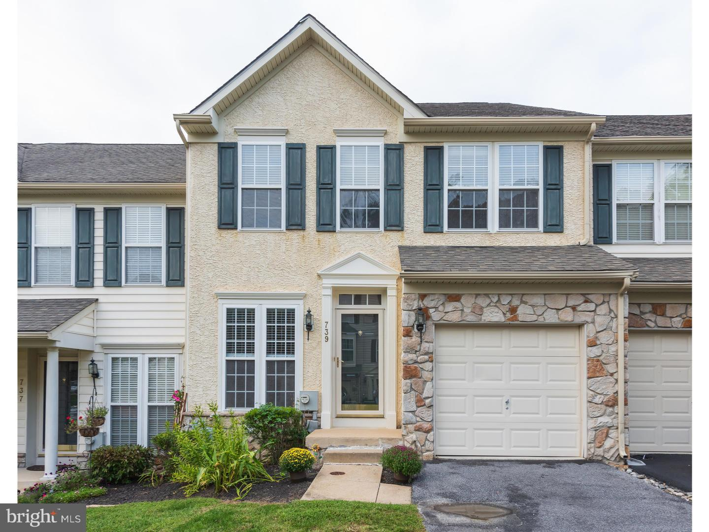 739 Mccardle Drive West Chester , PA 19380