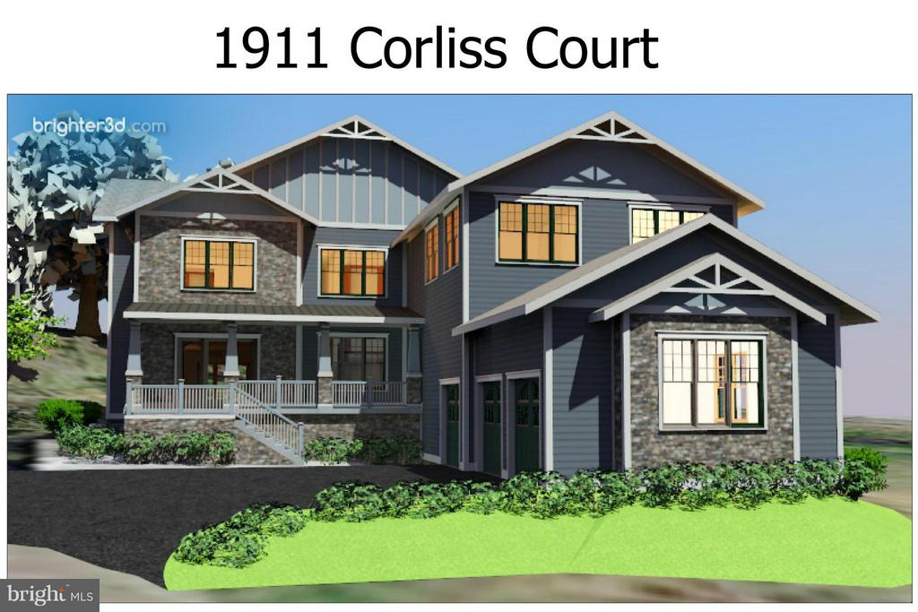 This exquisite to-be-built new construction at the end of a quiet cul-de-sac will be the house of your dreams! This 6BR/6 full BA & 2 half BA home will include a ML BR perfect for guests, an open floor plan, fully finished LL, 3 car garage, and BRs that all feature en suite BAs. The MBR will blow you away w/ walk-in his & her closets & en suite BA w/ double vanities & luxurious soaking tub!