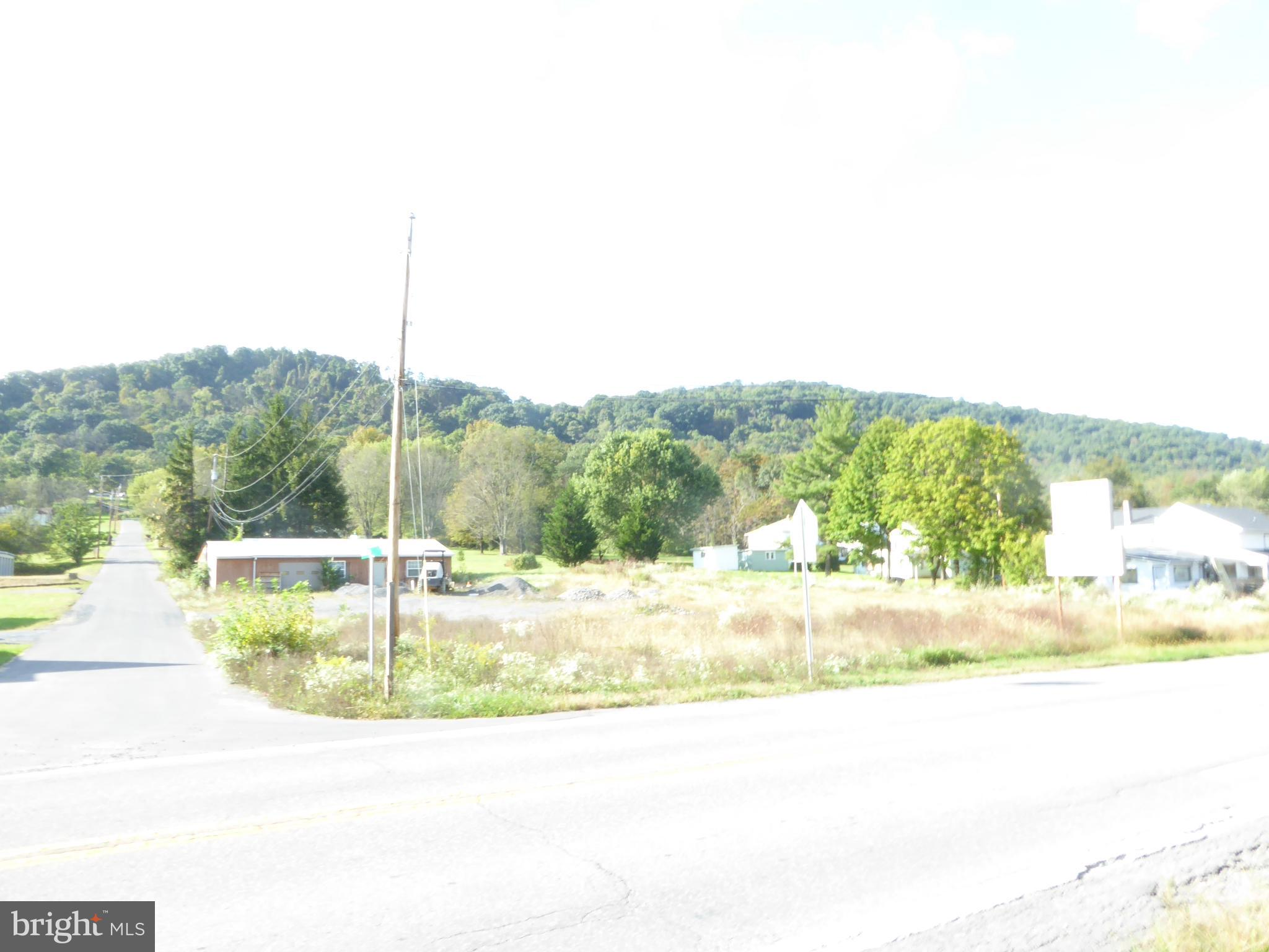 FRANKFORT HIGHWAY, SHORT GAP, WV 26726