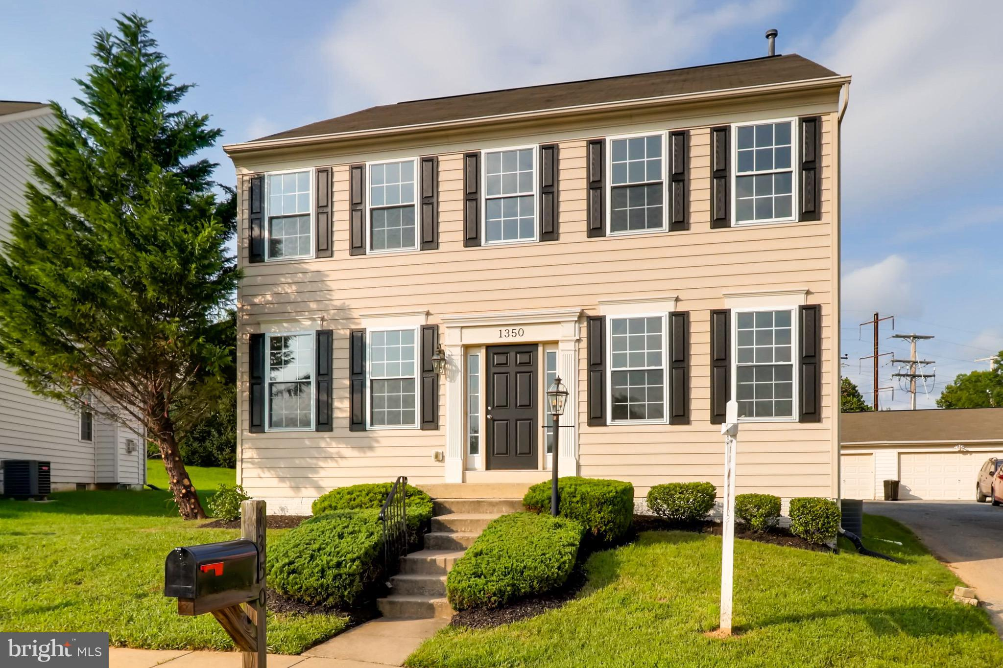1350 CANBERRA DRIVE, BALTIMORE, MD 21221