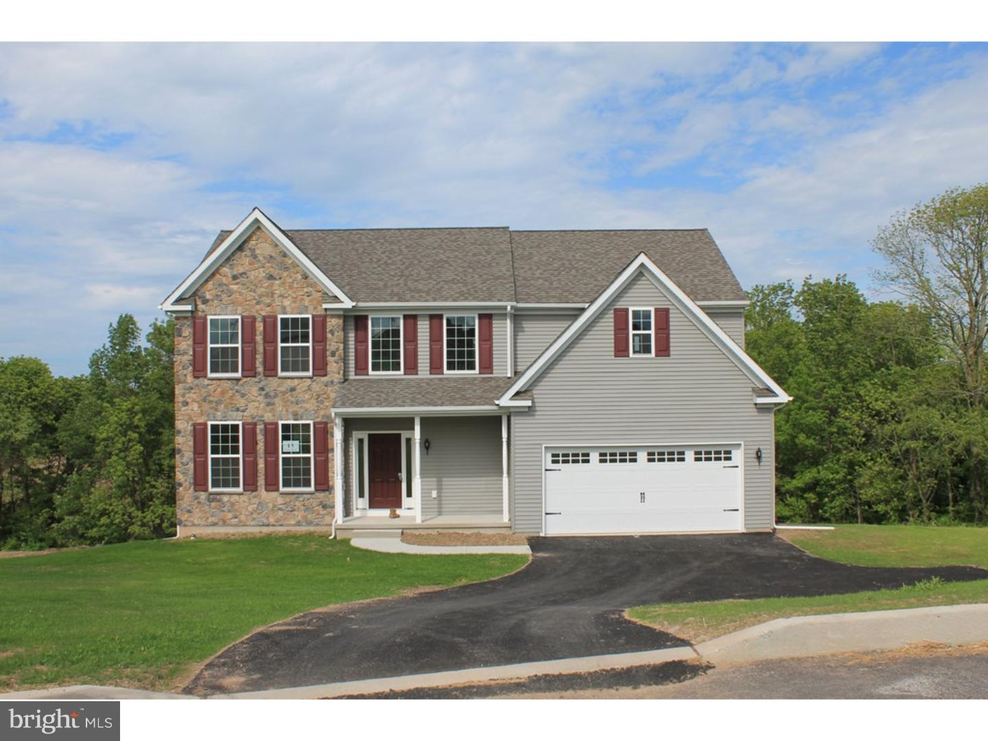 50 AVALON CIRCLE, BARTO, PA 19504