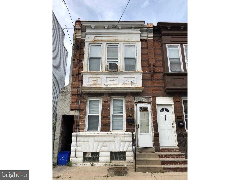 509 Dudley Street Philadelphia, PA 19148