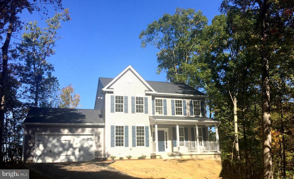 13006 Platoon Drive Spotsylvania Va 22551 Foundation Homes