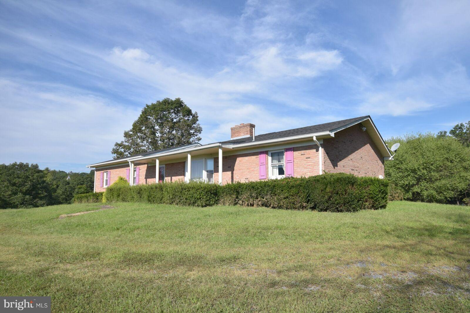 7303 FORT VALLEY ROAD, FORT VALLEY, VA 22652