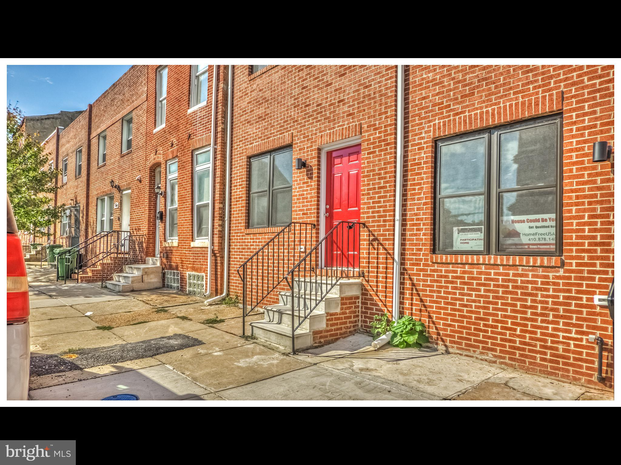 1036 FAYETTE STREET, BALTIMORE, MD 21223