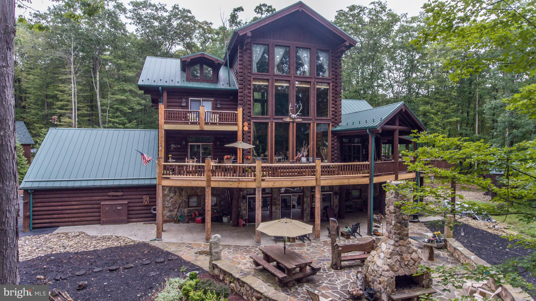 Log Homes & Cabins For Sale | Deep Creek Lake Homes For Sale