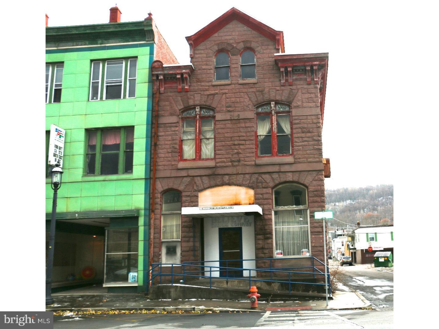38-40 W CENTER STREET, MAHANOY CITY, PA 17948