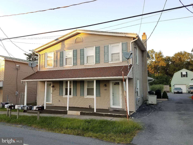 50 N SHERIDAN ROAD, NEWMANSTOWN, PA 17072