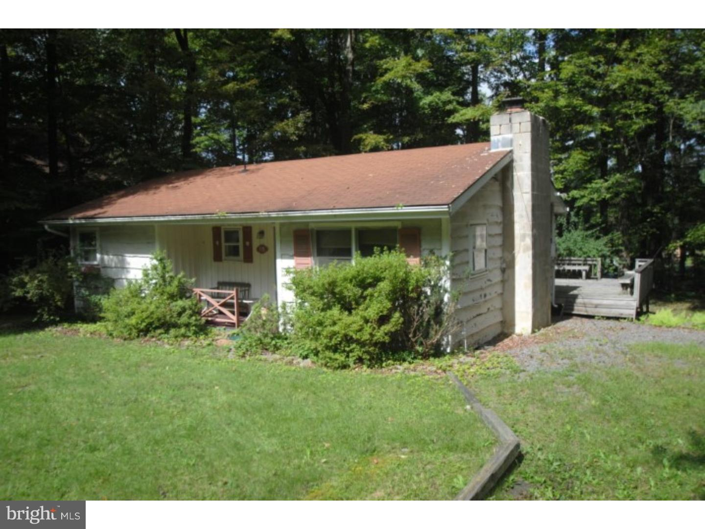 115 MOHICAN TRAIL, POCONO LAKE, PA 18347