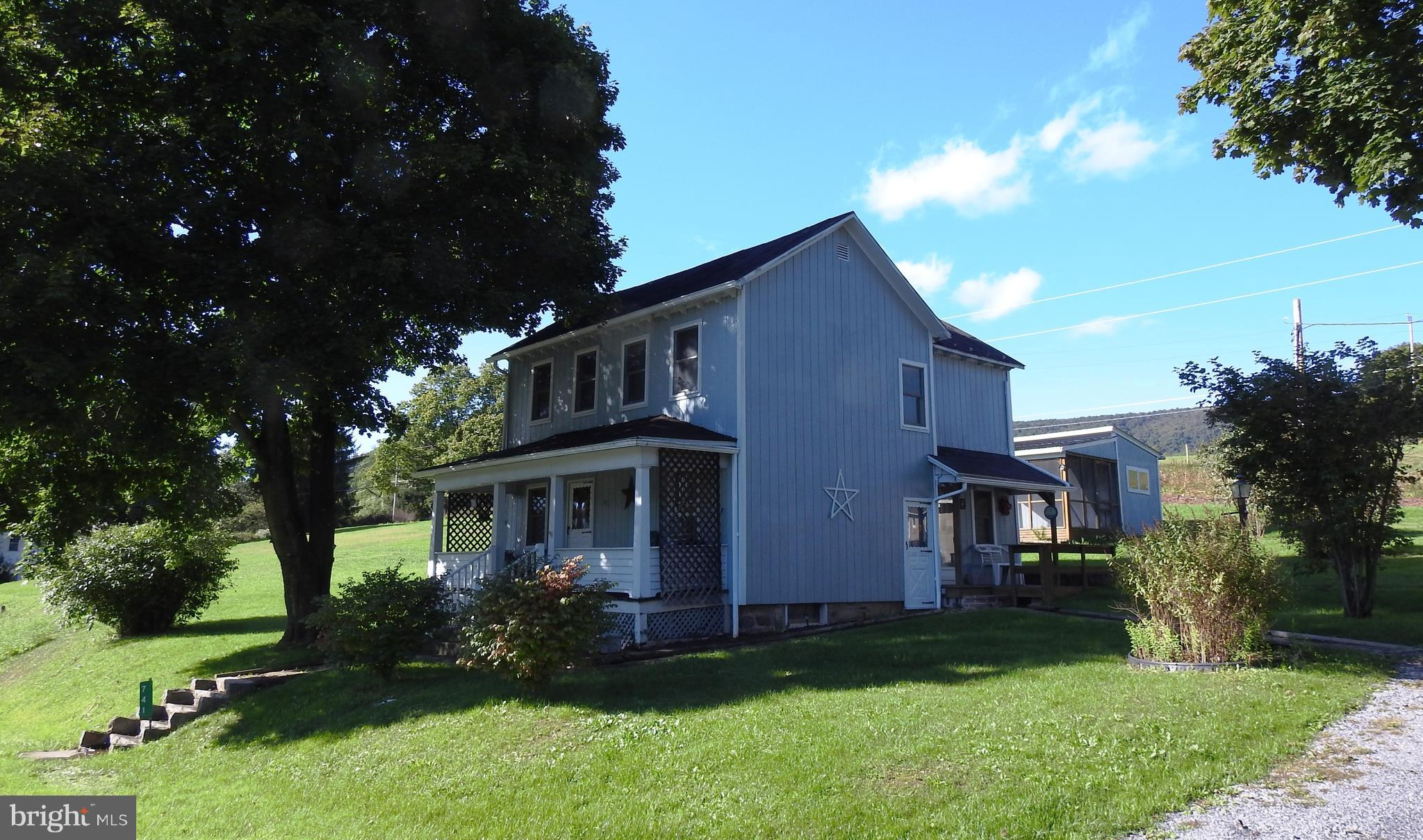 741 W TANNERY ROAD, WELLS TANNERY, PA 16691