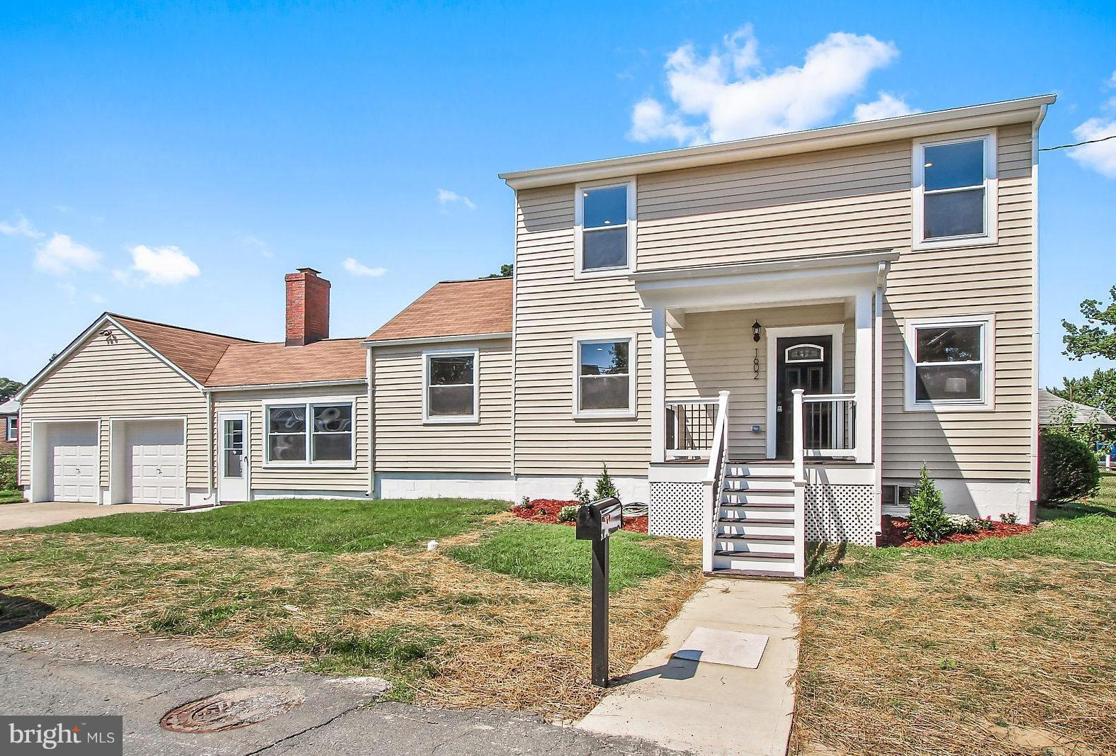 1602 EVERGREEN DRIVE, BALTIMORE, MD 21222