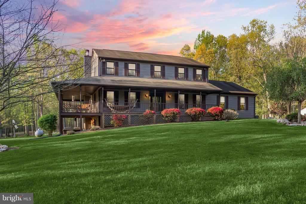 One of Fauquier County 4 Bedroom Homes for Sale at 117  SHURGEN LANE