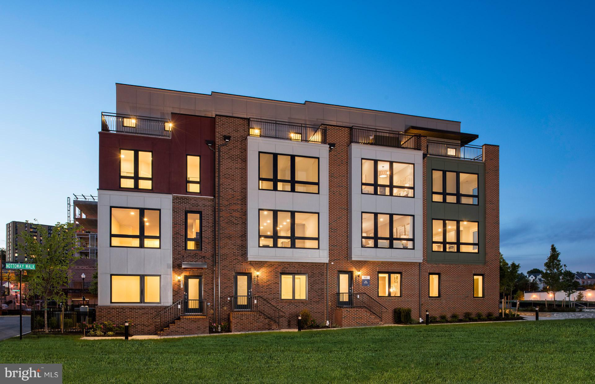 New 4 BDRM, 3.5 Bath, 2-Car Garage Pulte TH at Cameron Park! Spacious 4 Story w/Loft and Rooftop Terrace. Includes Hardwood Floors, 2 WIC in Owners Suite, and Contemporary Style w/Oversized Windows throughout! Fastest Selling Community in the Heart of Alexandria's West End. Close to Parks/Rec, Shopping, Dining, and 0.5 mile from VanDorn Metro.