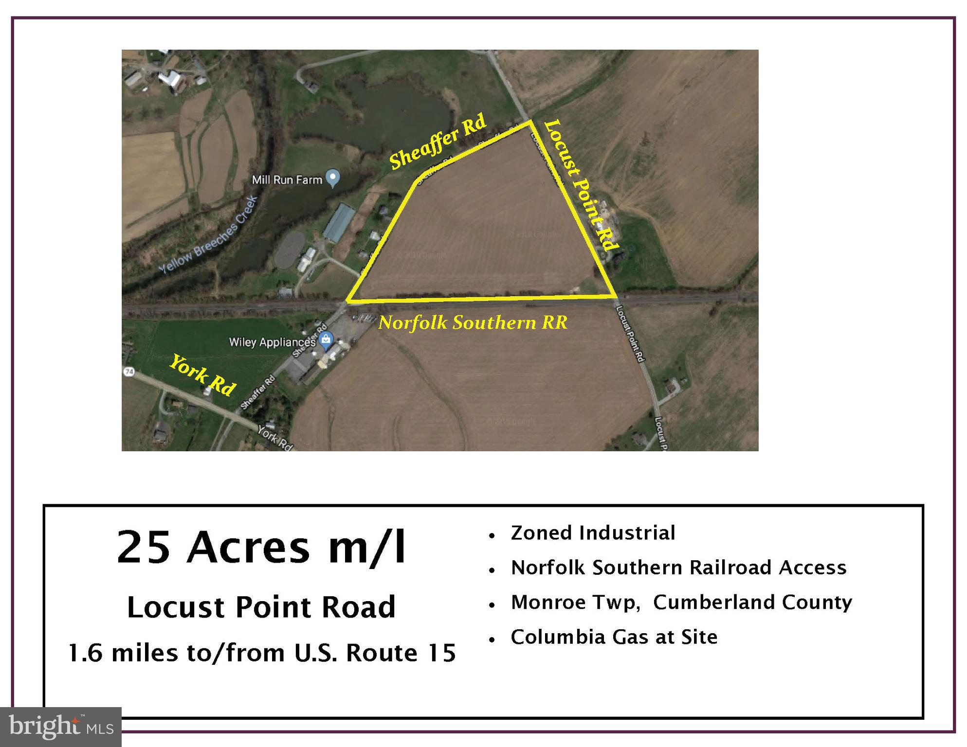00 S LOCUST POINT ROAD, MECHANICSBURG, PA 17055