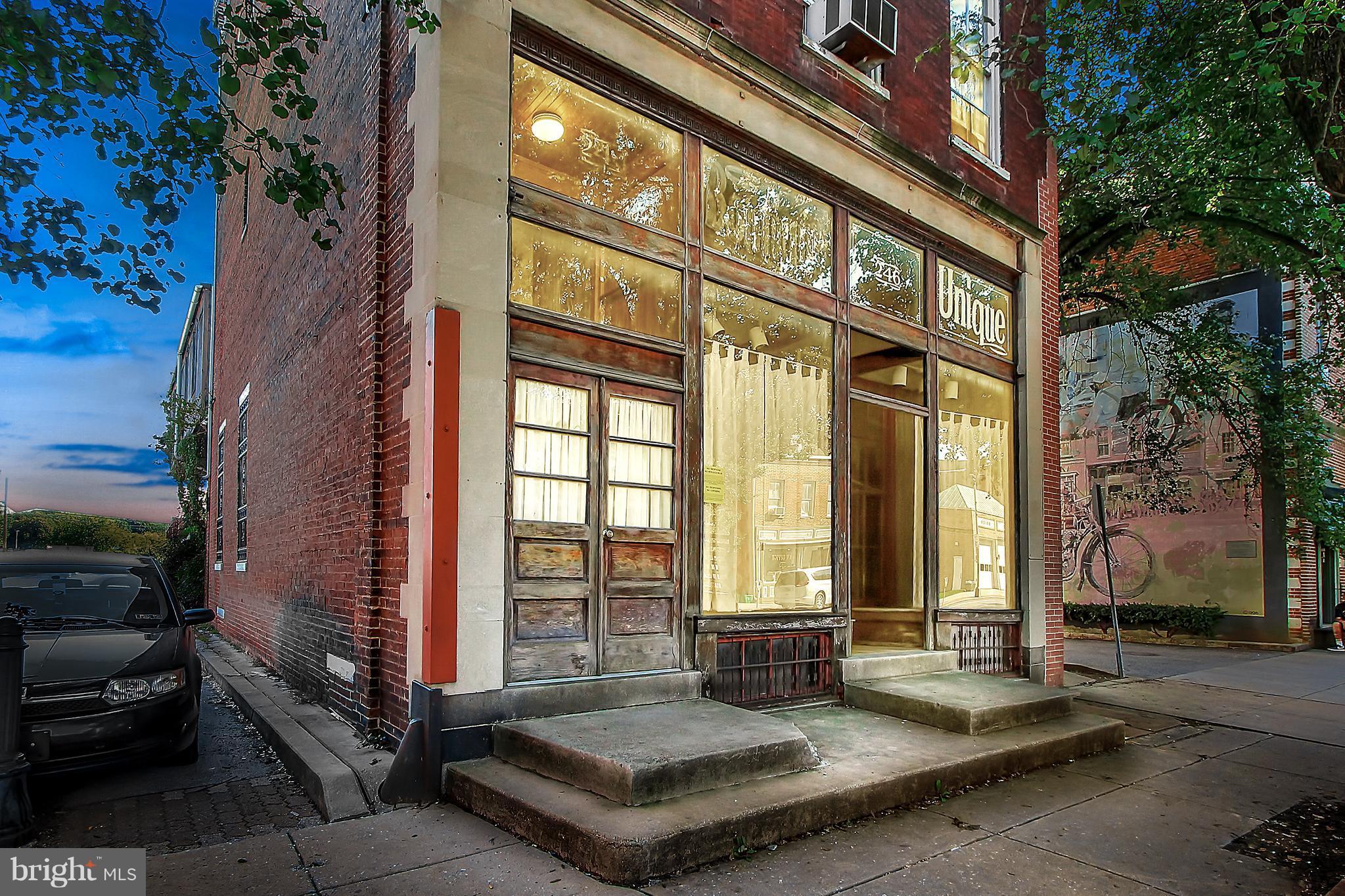 244 W MARKET STREET, YORK, PA 17401