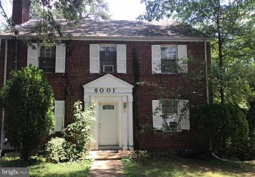 Property for sale at 8001 Garland Ave, Takoma Park,  MD 20912
