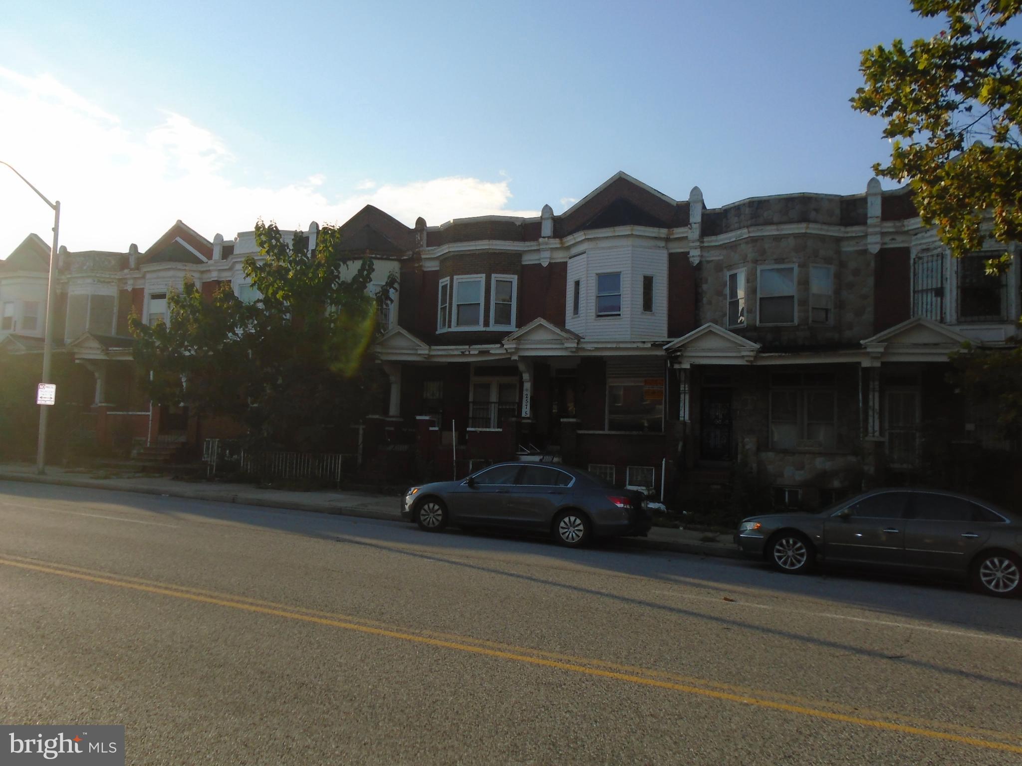 2575 EDMONDSON AVENUE, Baltimore, MD 21223