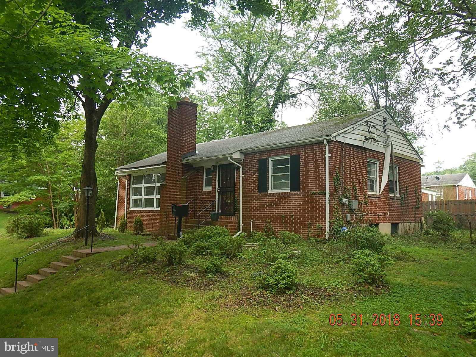 1013 NOLCREST DRIVE, SILVER SPRING, MD 20903