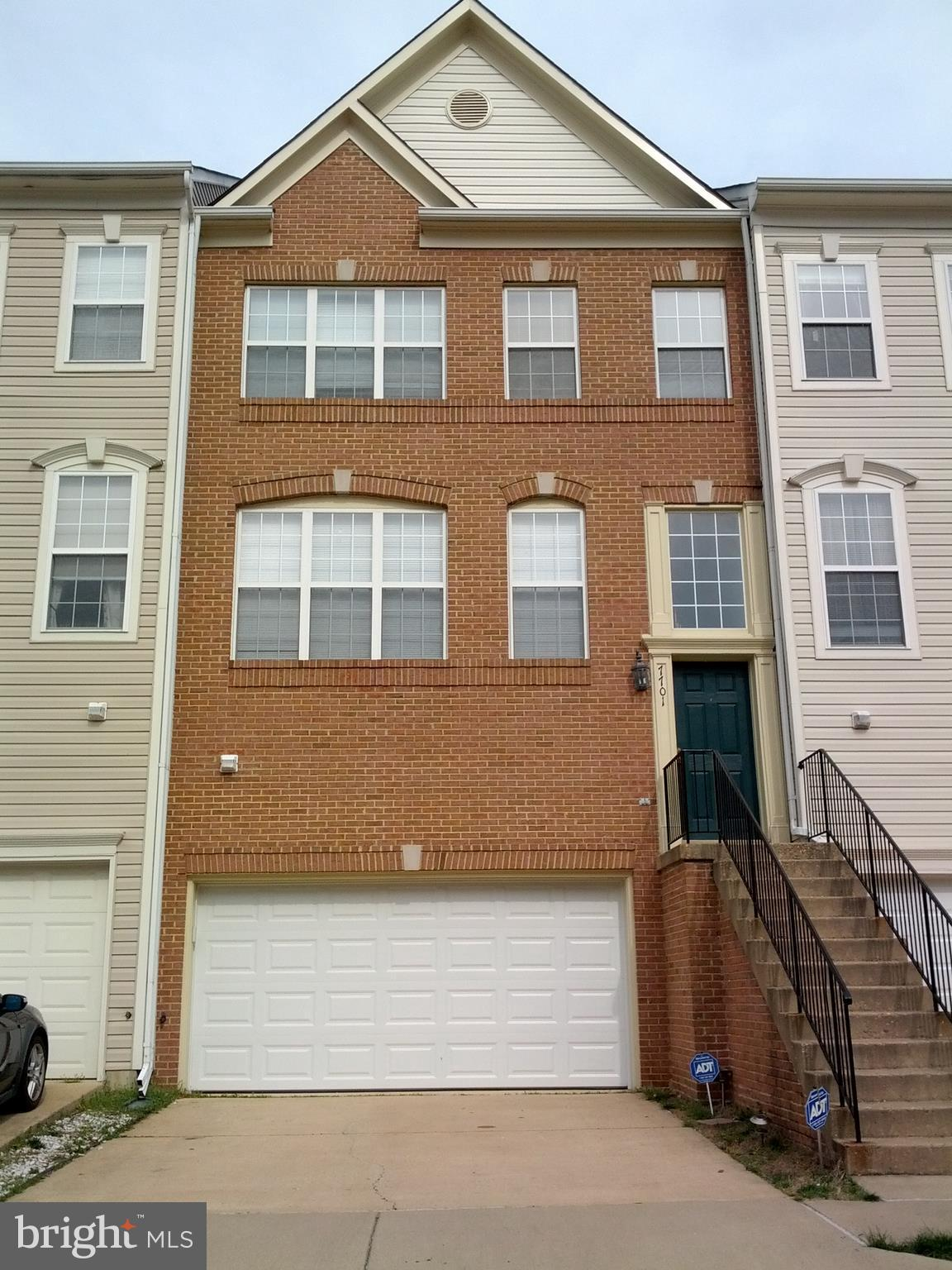 PRICE REDUCED! Seller will help with closing cost! One of Island Creek's largest TWH. A Must See! A spacious brick front 3 level 2 car garage.This Townhome has 3 Bedrooms and 2.5 Baths. Large Master bedroom is a luxury retreat, with vaulted ceilings, walk-in closet, dual vanities, whirlpool tub &large shower.Ideally located near Wegmans, Springfield Center & Metro. Close to Ft. Belvoir.