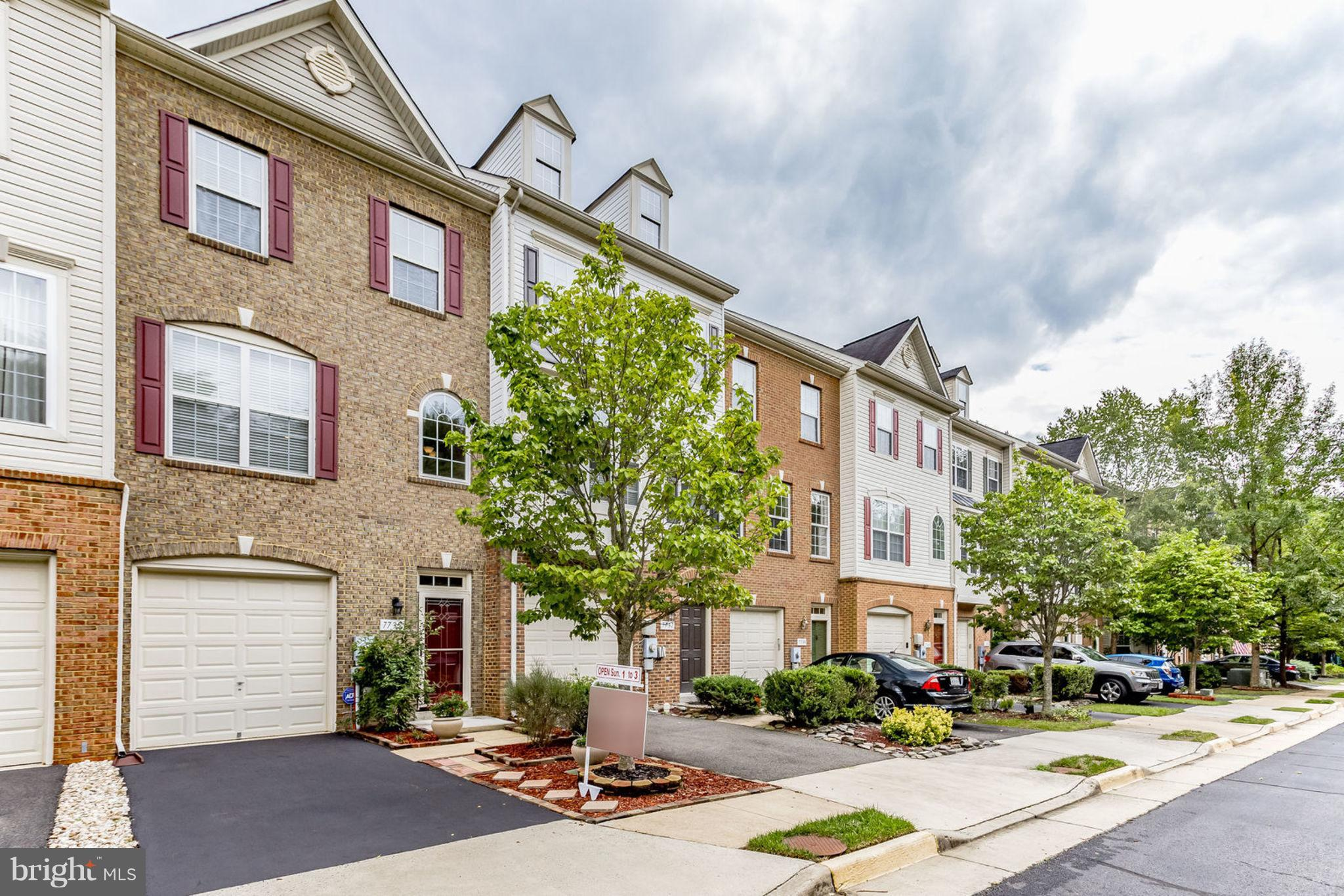 Wonderfully updated 4 br, 3.5 ba, garage town home surrounded by amenities. Deck backs to trees; kitchen has tiled flooring & silestone counters; family room has splendid hardwoods, & MBA has spa-like shower. Borders Huntley Meadows Park. Metro is 2.9 miles; Bus